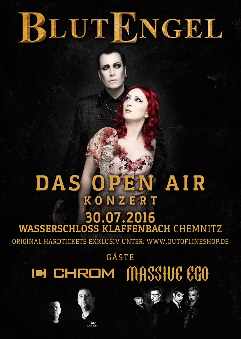 Blutengel - Das Open Air Konzert